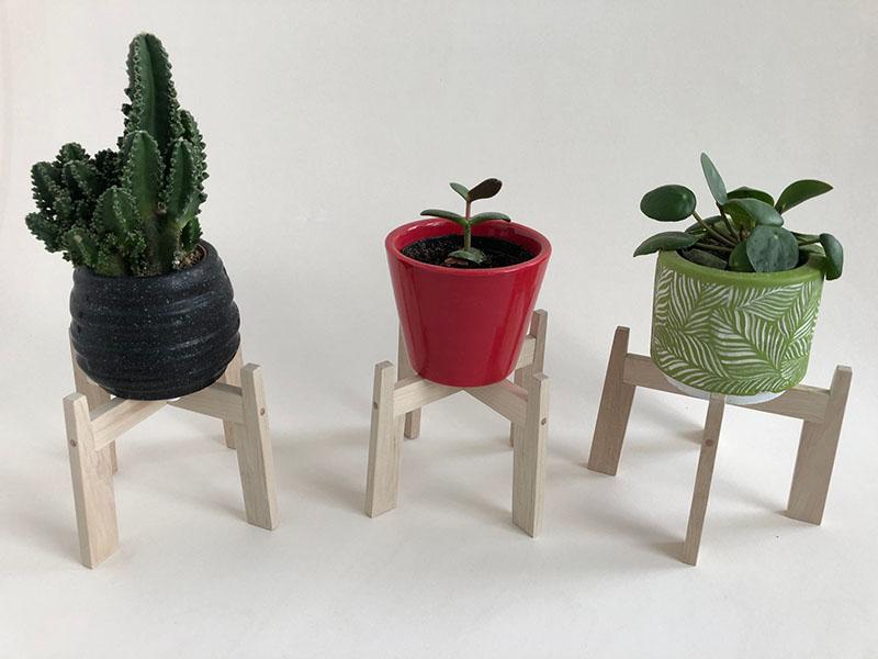 DIY Blumenständer